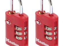Cadeado TSA Master Lock
