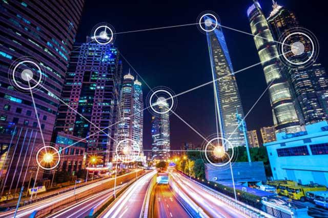 Cidades Do Futuro Automatizadas