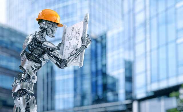 Automatização da Construção Civil