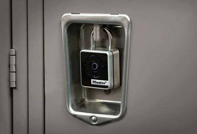 Cadeado Smart Lock Eletrônico
