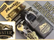 Master Lock 100 Anos