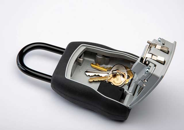 Caixa de Chaves Master Lock