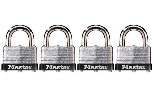 Master Lock Laminado