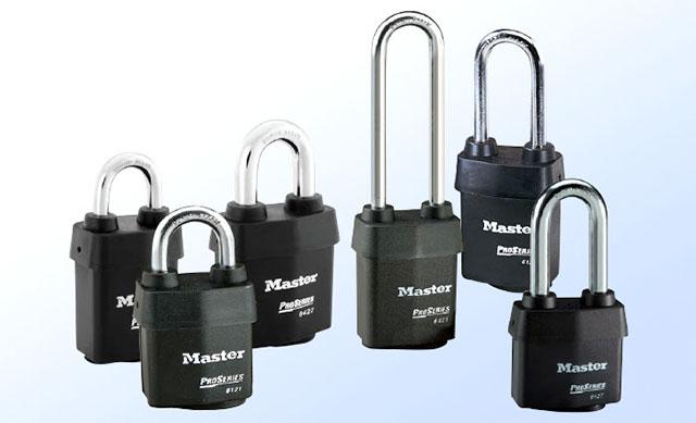 Cadeados Master Lock Alta Segurança