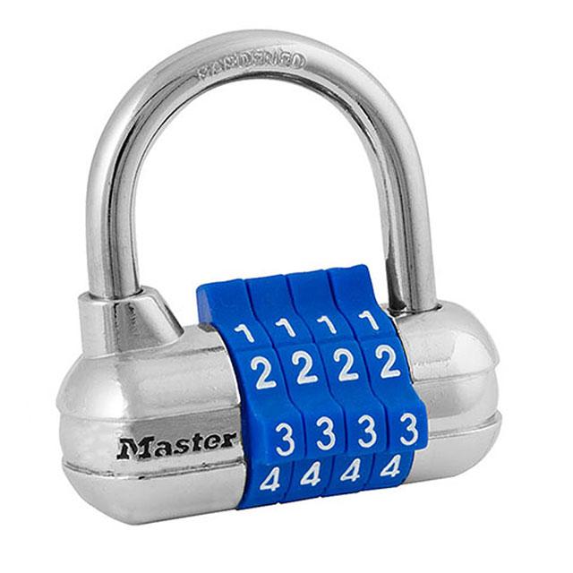 Cadeado Sua Própria Combinação Master Lock